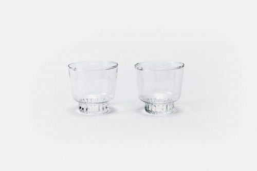 Ridge Ktchen - Small Clear Glasses (set of 2)